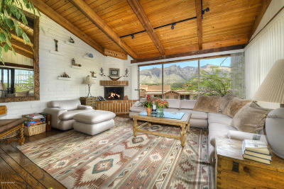 Tucson Townhouse For Sale: 6270 N Cerrada Moreno