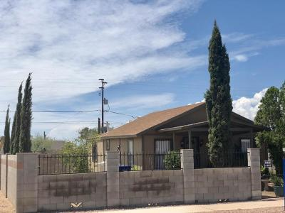 Tucson Single Family Home Active Contingent: 1044 E 31st Street
