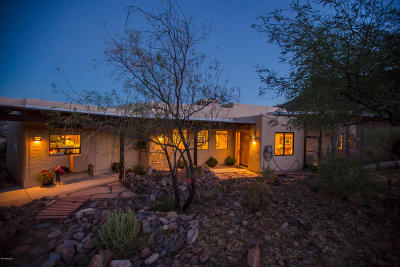 Tubac Single Family Home For Sale: 41 Guadalupe Lane