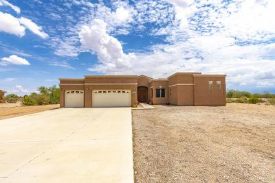 Marana Single Family Home For Sale: 10014 N Avra Vista Drive