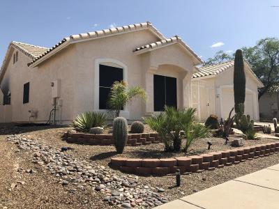 Single Family Home For Sale: 10111 E Paseo San Bernardo