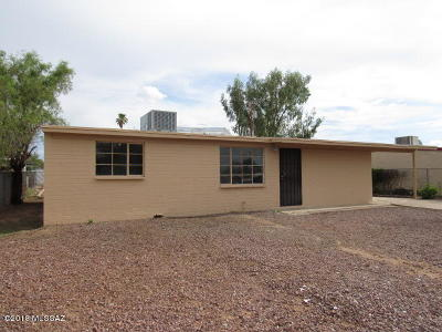Single Family Home For Sale: 619 W Calle Arizona