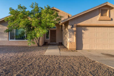 Tucson Single Family Home Active Contingent: 3161 W Monmouth Street