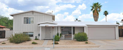 Tucson Single Family Home For Sale: 7700 N Soledad Avenue