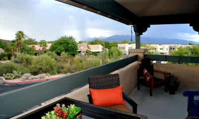 Tucson Condo For Sale: 101 S Players Club Drive