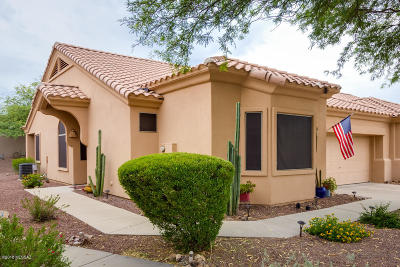 Oro Valley Townhouse For Sale: 13401 N Rancho Vistoso Boulevard #87