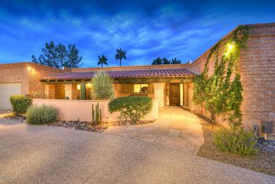 Tucson Single Family Home For Sale: 8200 E Ridgewood Drive