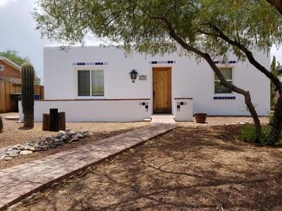 Tucson Single Family Home For Sale: 2620 E Adams Street