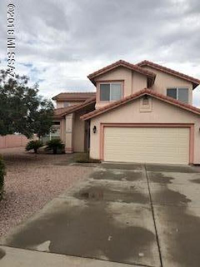 Tucson Single Family Home Active Contingent: 9925 N Sky Ridge Place