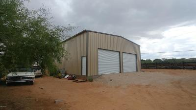 Sahuarita Manufactured Home For Sale: 16880 S Country Club Road