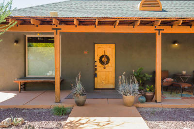 Tucson Single Family Home For Sale: 505 E Downtown Street