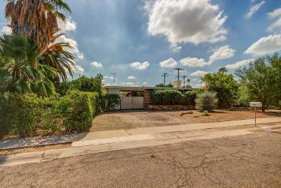 Single Family Home For Sale: 6780 E Calle Mercurio