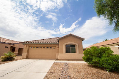 Marana Single Family Home For Sale: 11311 W Cotton Bale Lane