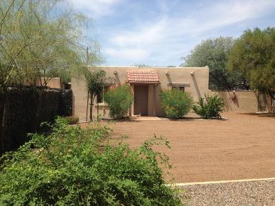 Tucson Single Family Home For Sale: 3025 N Olsen Avenue