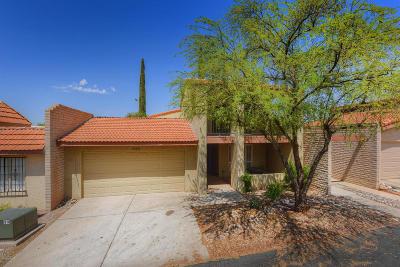 Tucson Townhouse For Sale: 5725 N Camino De Las Estrellas