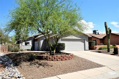 Tucson Single Family Home Active Contingent: 2948 W Yorkshire Street