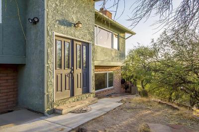 Tucson Single Family Home For Sale: 5920 E Edwin Road