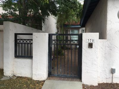 Tucson Townhouse For Sale: 370 N Joesler Court