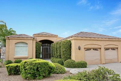 Tucson Single Family Home For Sale: 3904 E Playa De Coronado