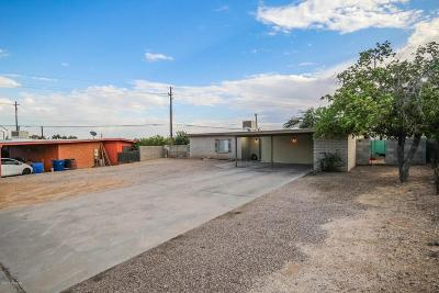 Tucson Single Family Home For Sale: 6431 N Lena Place