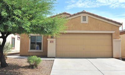 Sahuarita Single Family Home Active Contingent: 193 E Calle Puente Lindo