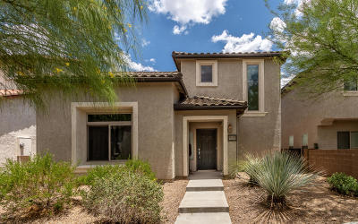 Single Family Home Active Contingent: 10561 E Native Rose Trail