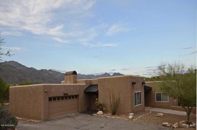 Tucson Single Family Home Active Contingent: 5766 N Via Amable