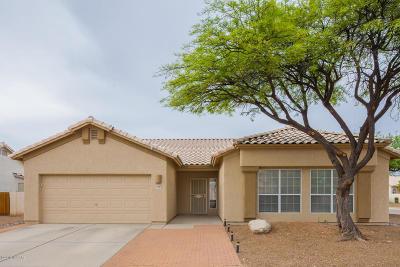 Single Family Home For Sale: 10069 E Paseo San Bruno