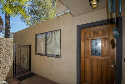 Tucson Townhouse For Sale: 5318 E Beverly Fair Drive