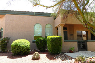 Tucson Townhouse For Sale: 3316 S Treasure Cove Place