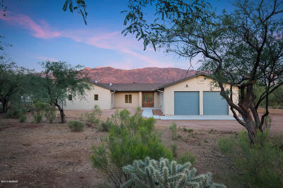 Tucson Single Family Home For Sale: 15425 N Twin Lakes Drive