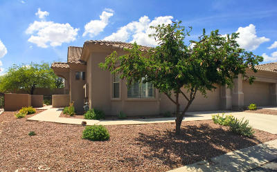 Oro Valley Townhouse Active Contingent: 13401 N Rancho Vistoso Boulevard #53