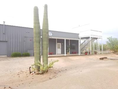Tucson Single Family Home For Sale: 12586 W Mile Wide Road