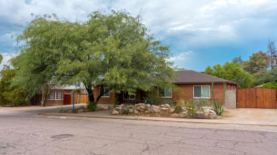Single Family Home Active Contingent: 4925 E Timrod Street