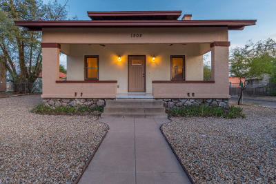 Single Family Home For Sale: 1302 E 9th Street