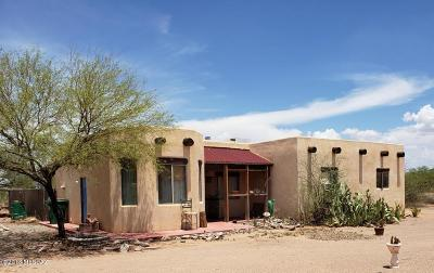 Marana Single Family Home Active Contingent: 17570 W Quemado Lane