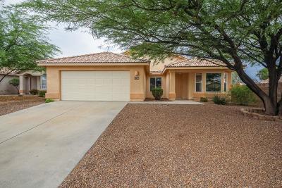 Tucson Single Family Home For Sale: 3196 W Vuelta De Los Mineros