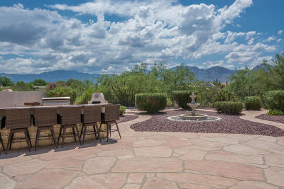 Tucson Single Family Home For Sale: 11498 N Mountain Breeze Drive