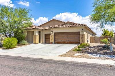 Marana Single Family Home Active Contingent: 4328 W Thunder Ranch Place