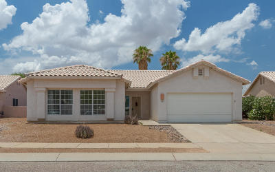 Single Family Home For Sale: 8516 S Placita San Bernardo
