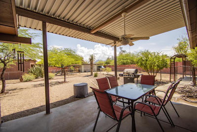 Tucson Single Family Home For Sale: 3542 Amber Terrace