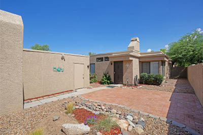 Tucson Townhouse For Sale: 4413 E Bullrush Lane
