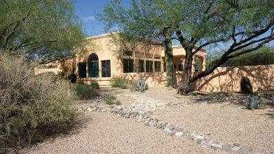 Tucson Single Family Home For Sale: 5449 N Stonehouse Place