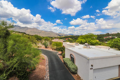 Tucson Single Family Home For Sale: 5360 N Apache Hills Trail