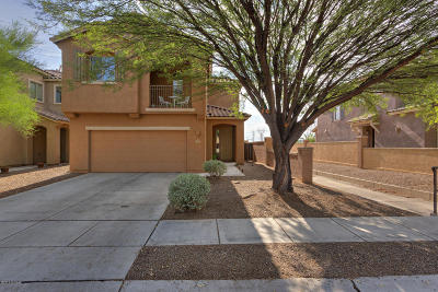 Sahuarita Single Family Home For Sale: 13855 S Camino Nudo