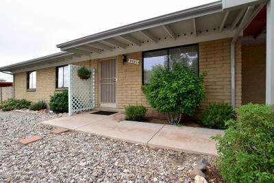 Single Family Home For Sale: 9381 E Pikes Peak Drive