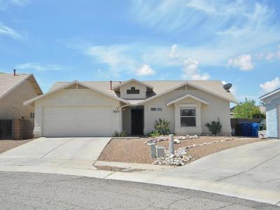 Single Family Home For Sale: 8278 S Placita Del Barquero