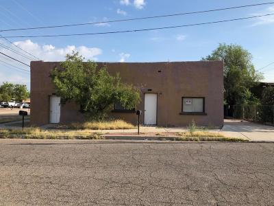 Tucson Residential Income For Sale: 138 W 24th Street