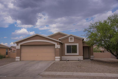 Single Family Home For Sale: 7621 S Cordelia Avenue