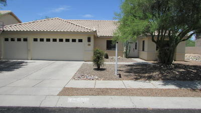 Oro Valley Single Family Home For Sale: 12561 N Granville Canyon Way